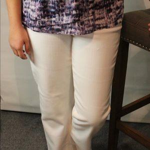 Nice long leg white Jeans